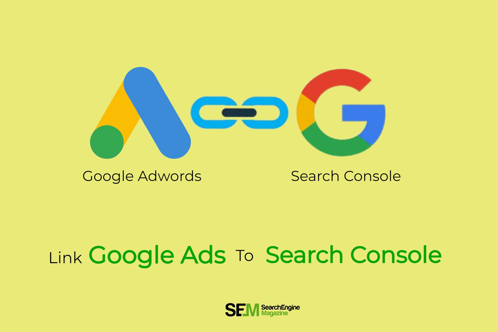 Why should you link your client's google ads account to search console
