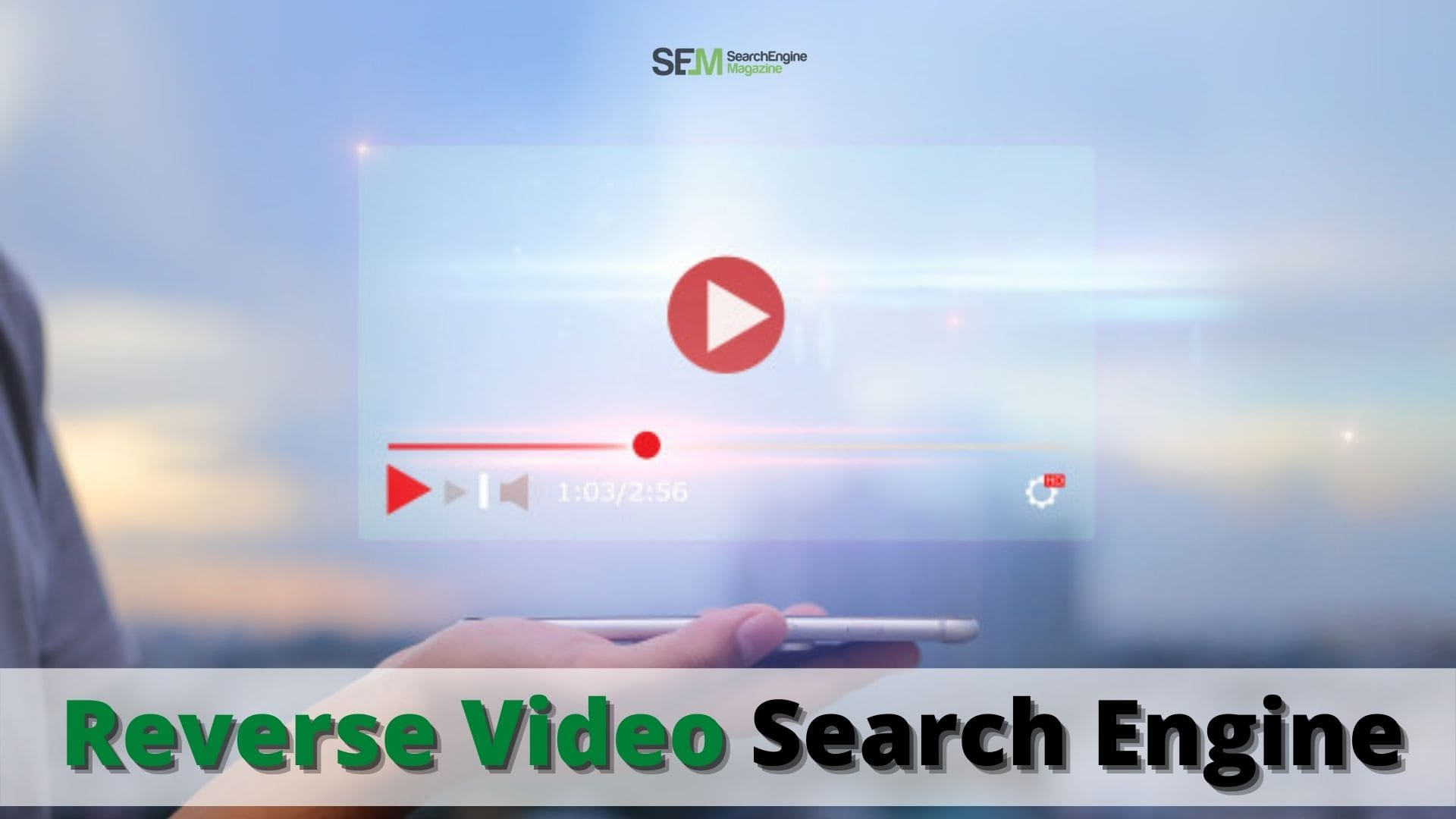 Reverse Video Search Engine