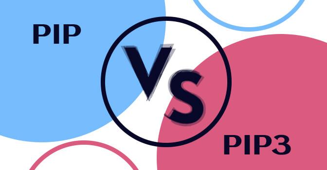 pip vs pip3