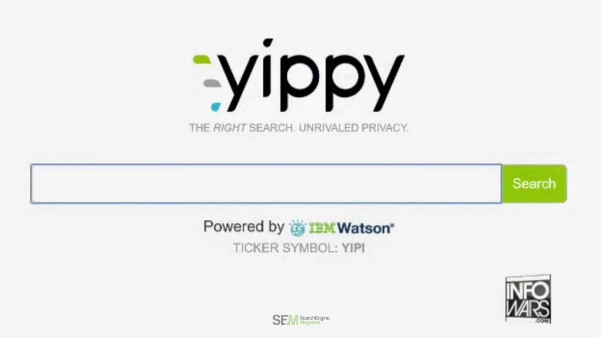 Yippy Search Engine